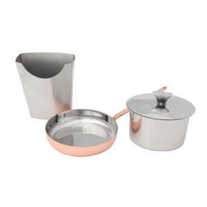 Mini Bytes Serve ware