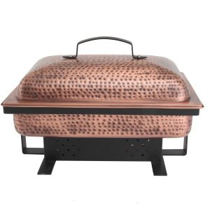 Masala 8 Quart Copper Chafer